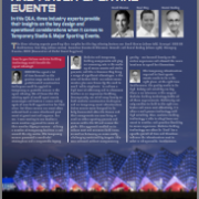 Paul May of Trivandi featured in PanStadia & Arena Management Magazine